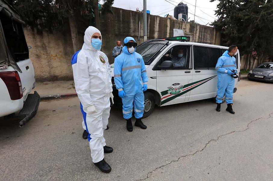 إصابة جديدة بكورونا في رام الله يرفع الحصيلة إلى 117